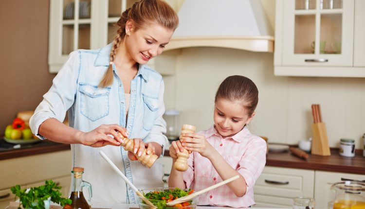 5 practical tips to promote a nutritional mindset for the whole family